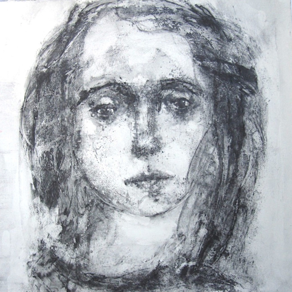 Bella Silkscreen Monotype Gail Mason