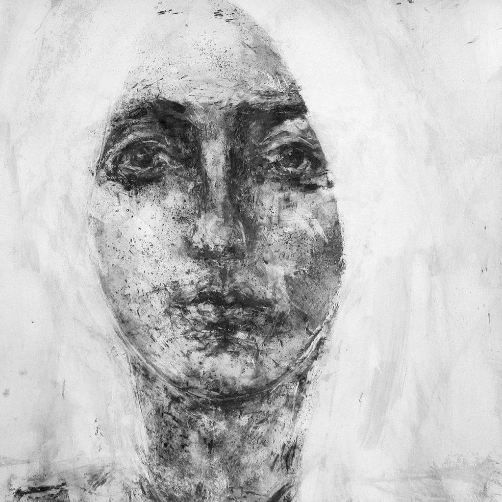 Cklara Silkscreen Monotype Gail Mason