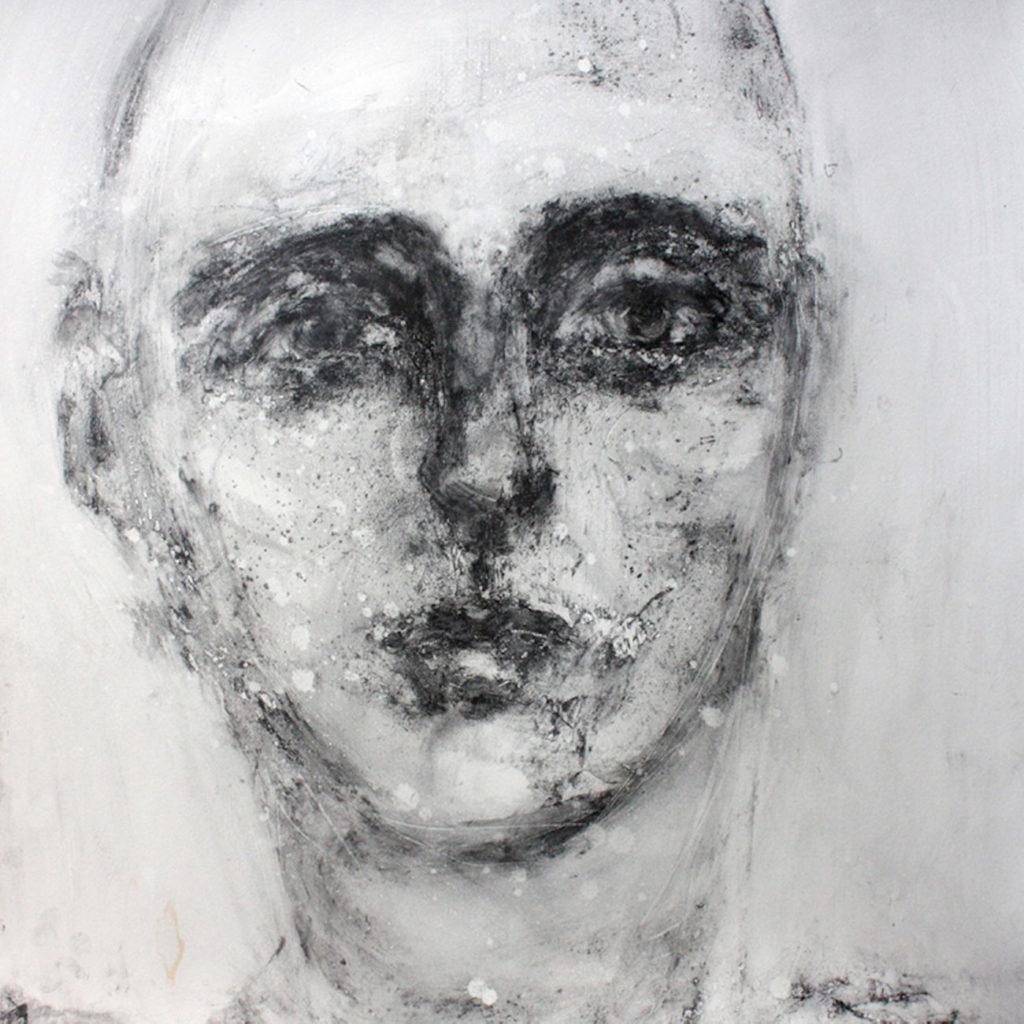 Florian Silkscreen Monotype Gail Mason
