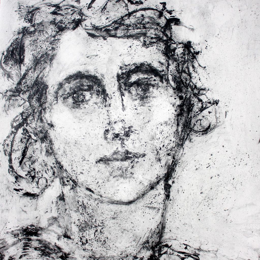 Hesta Silkscreen Monotype Gail Mason