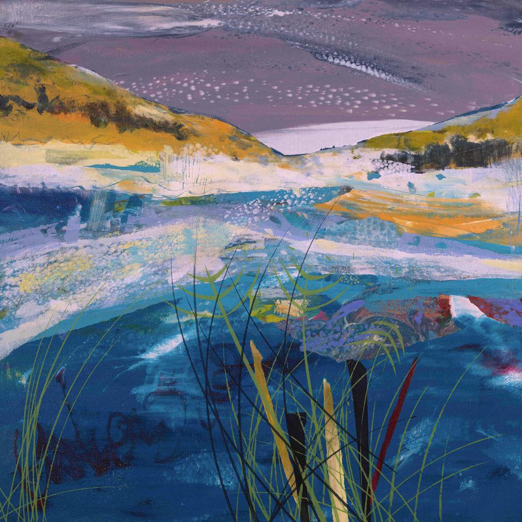 Lagoon Gail Mason Giclee available