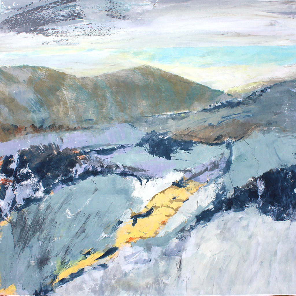 Last Light Gail Mason Giclee available