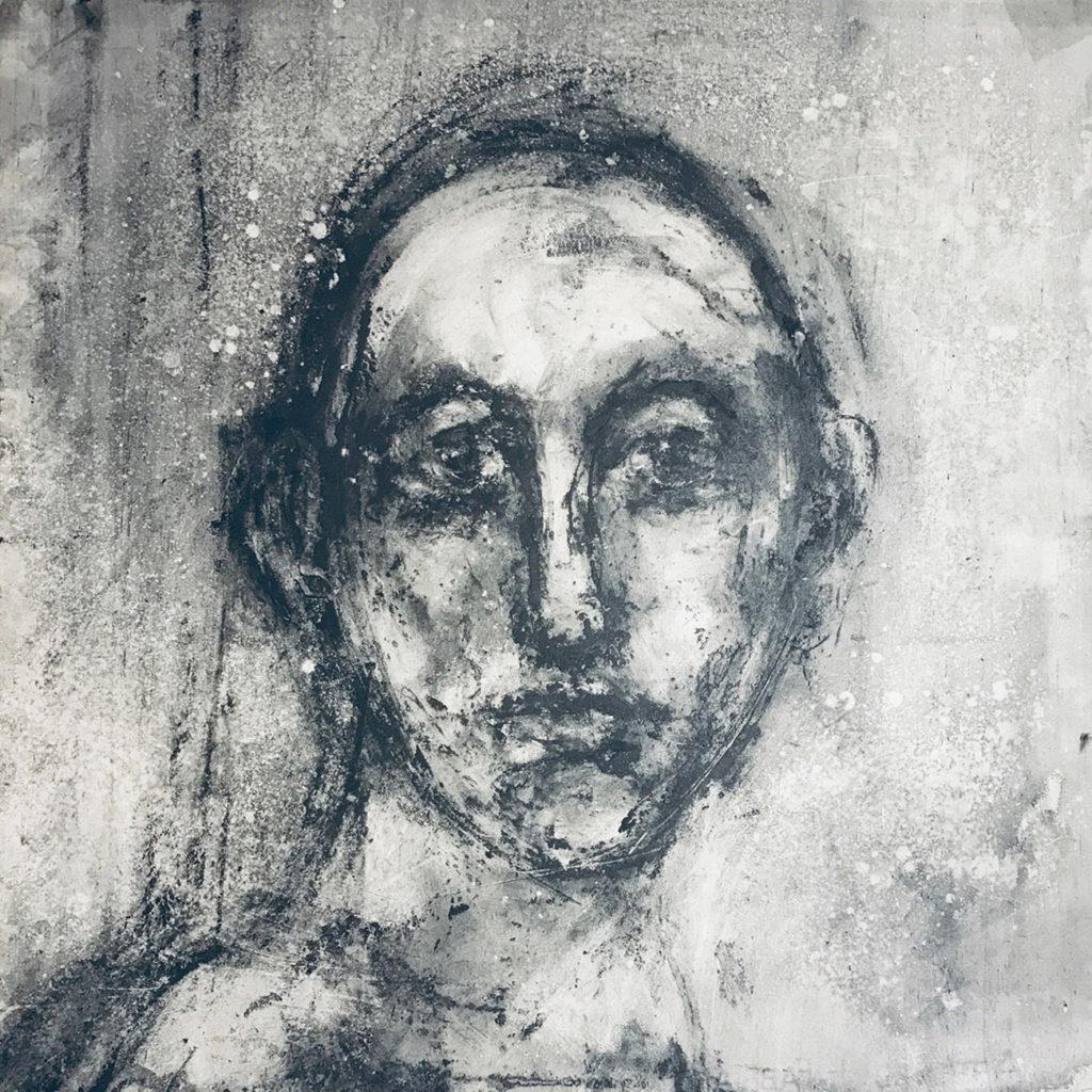 Silas Silkscreen Monotype Gail Mason