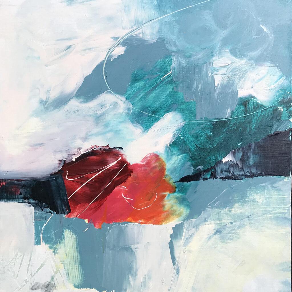 Rhebus ii Acrylic Gail Mason